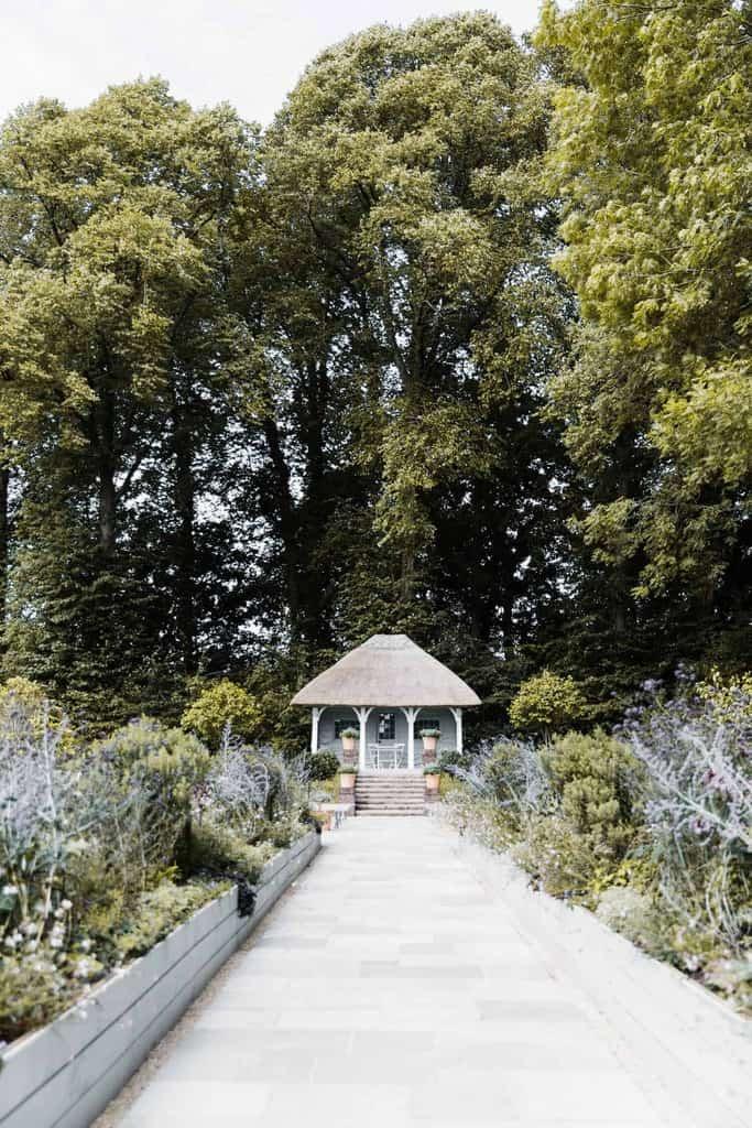 Deer Park Wedding Venue Garden