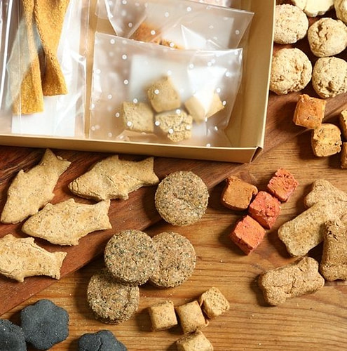 Dogs Delight Special Treat Mix Box