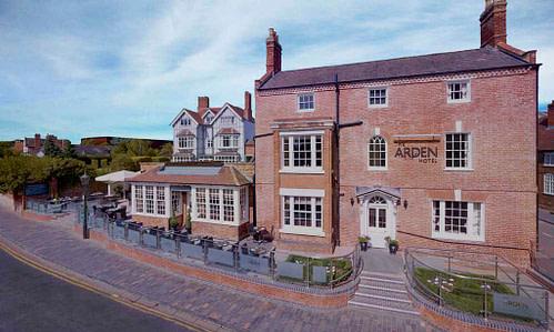 The Arden Hotel Dog Friendly Stratford Upon Avon