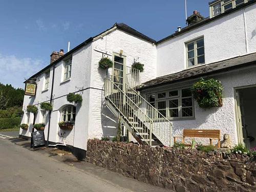 The Royal Oak Withypool Dog Friendly Pub Somerset