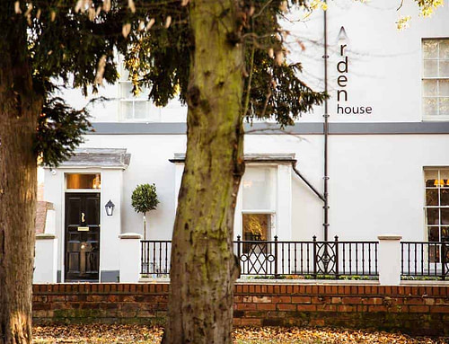Arden House Dog Friendly Bed and Breakfast Stratford Warwickshire