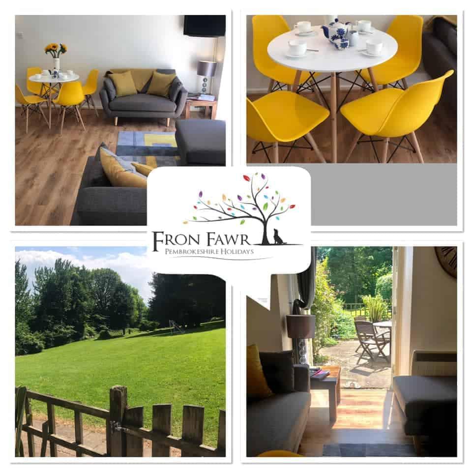 Fron Fawr Dog Friendly Cottages Pembrokeshire