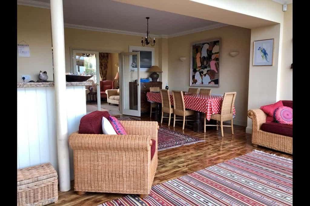 Living Area Lark Cottage Dog Friendly Norfolk