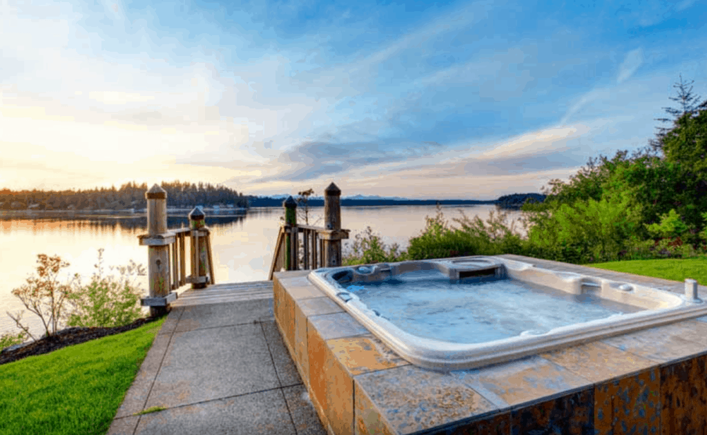 Dog Friendly Getaways Cottages with Hot Tubs