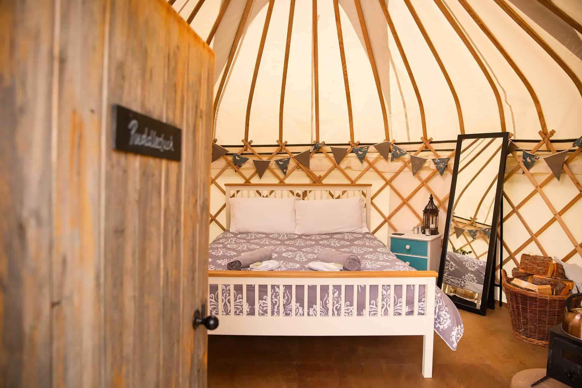 Country Bumpkin Yurts Dog Friendly Northamptonshire