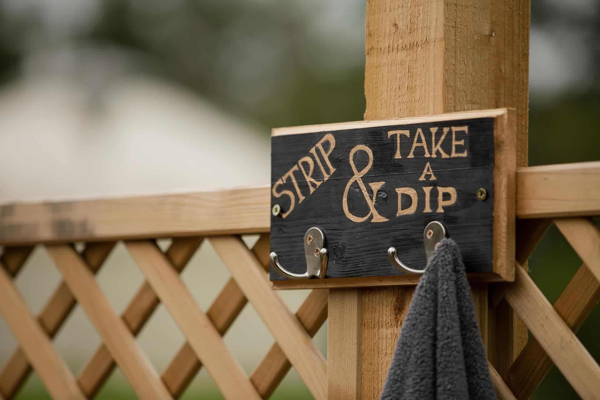 Strip and Dip