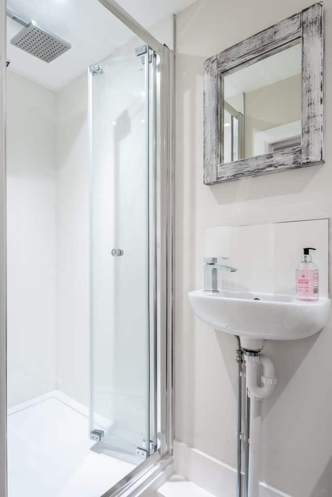 The Little Loft St Ives Shower Room