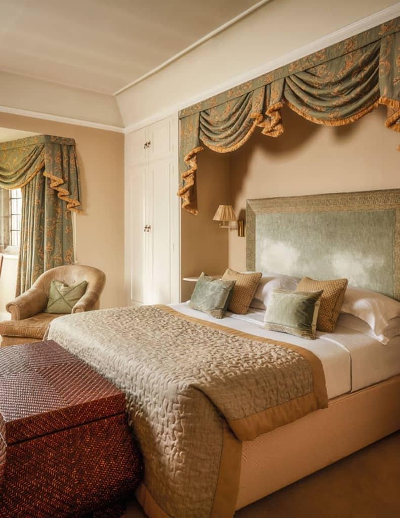Mallory Court Bedroom Leamington Spa