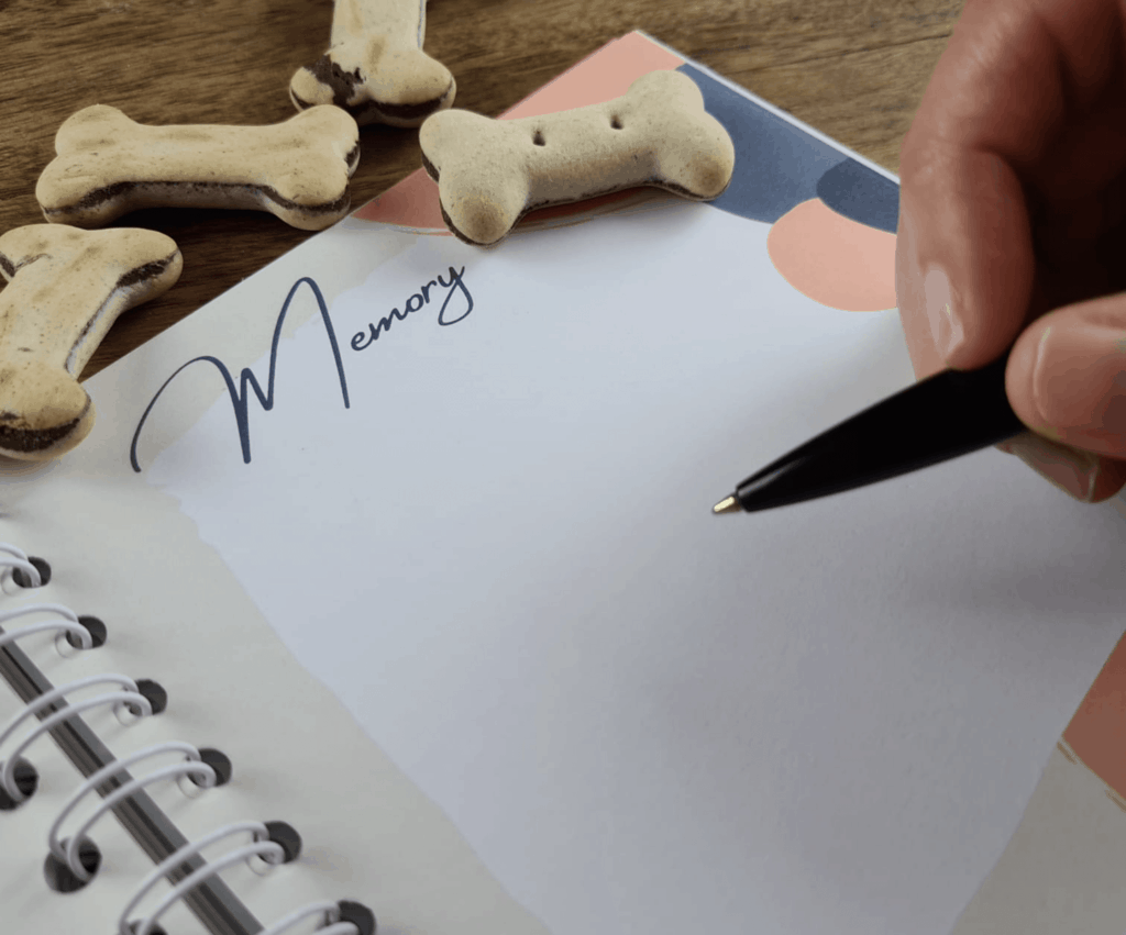 Woof Wag Wishes - Activity and Memory Concept